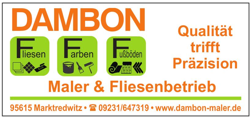 Dambon Maler & Fliesenbetrieb