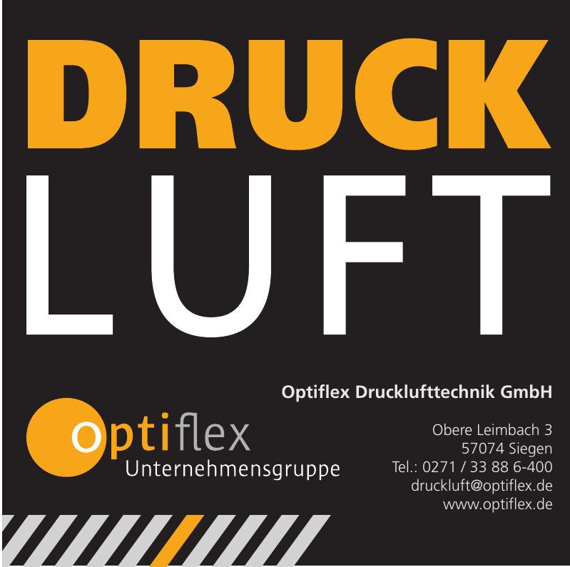 Optiflex Drucklufttechnik GmbH
