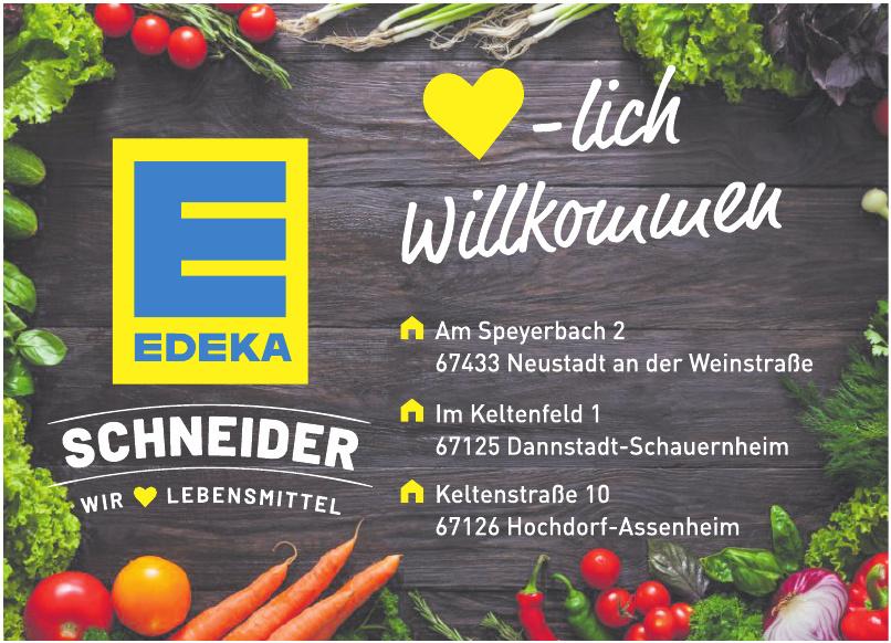 Edeka Schneider