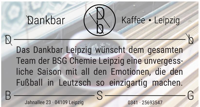 Dankbar Leipzig