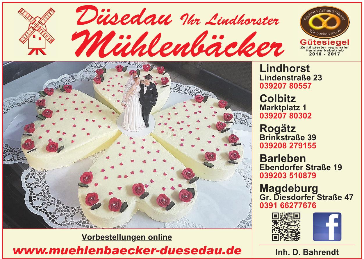 Düsedau Mühlenbäcker