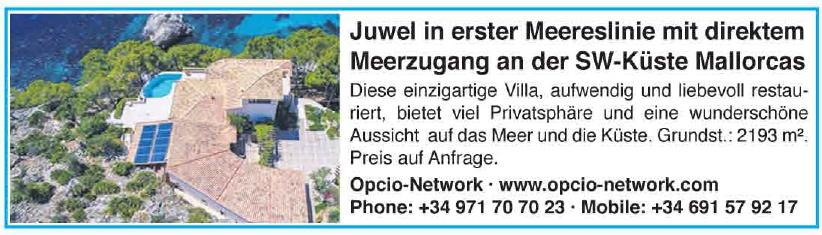 Opcio-Network