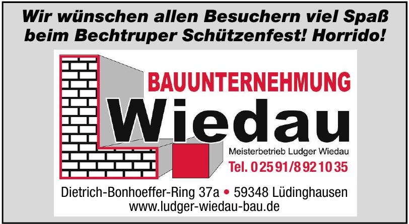 Lugder Wiedau Bauunternehmung GmbH