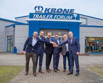 "Krone is ""Best Logistics Brand"" Image 3"