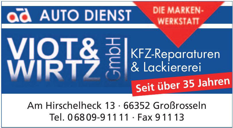 Auto Dienst Viot & Wirtz GmbH