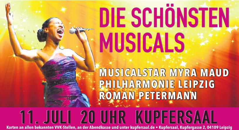 Di Schönsten Musicals