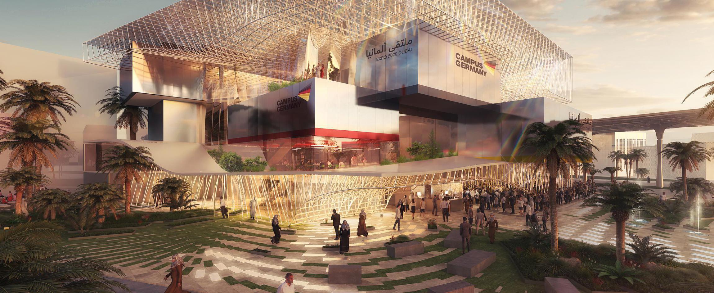 Campus für die Welt Image 1