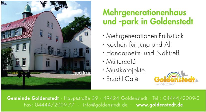 Gemeinde Goldenstedt