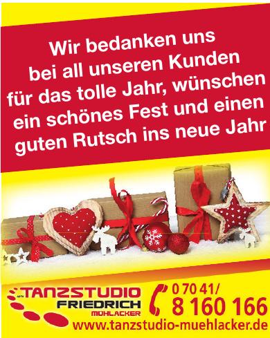 Tanzstudio Friedrich