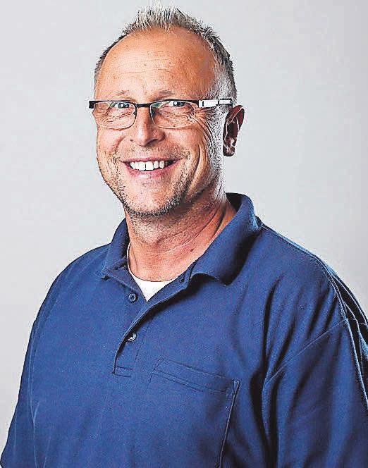 Ansprechpartner im Bereich Kundendienst: Thomas Bienert.