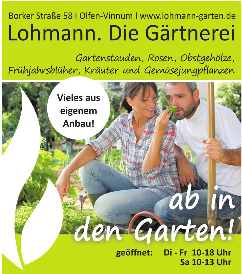 Lohmann Die Gärtnerei