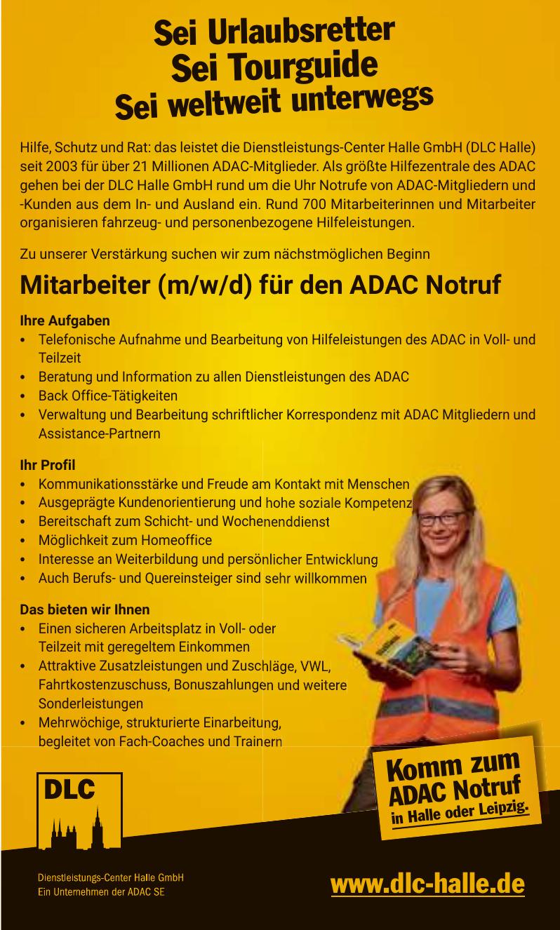 DLC Dienstleistungs-Center Halle GmbH