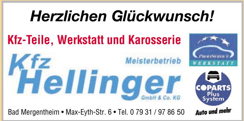 KFZ Hellinger GmbH & Co. KG