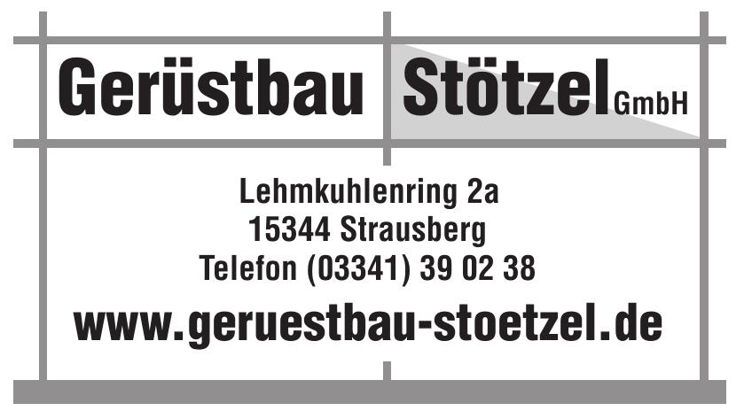 Gerüstbau Stötzel GmbH