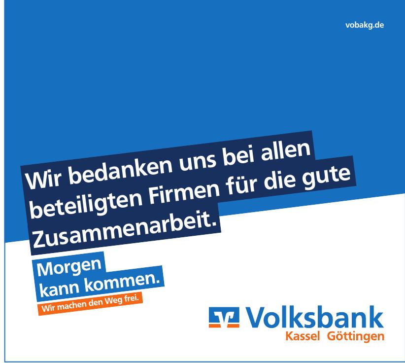 Volksbank Kassel Göttingen
