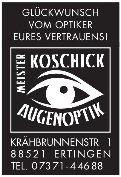 Augenoptik Koschick
