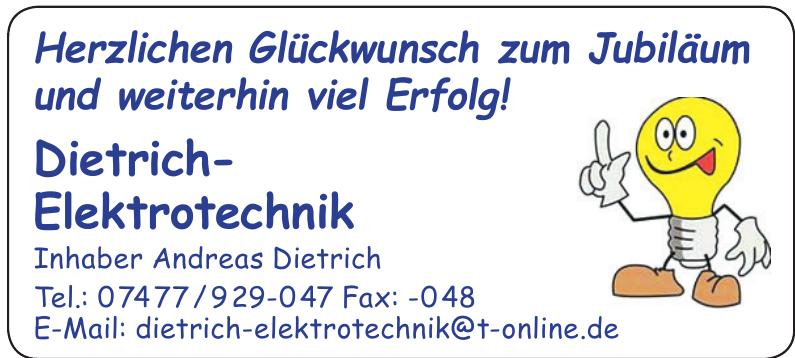 Dietrich-Elektrotechnik