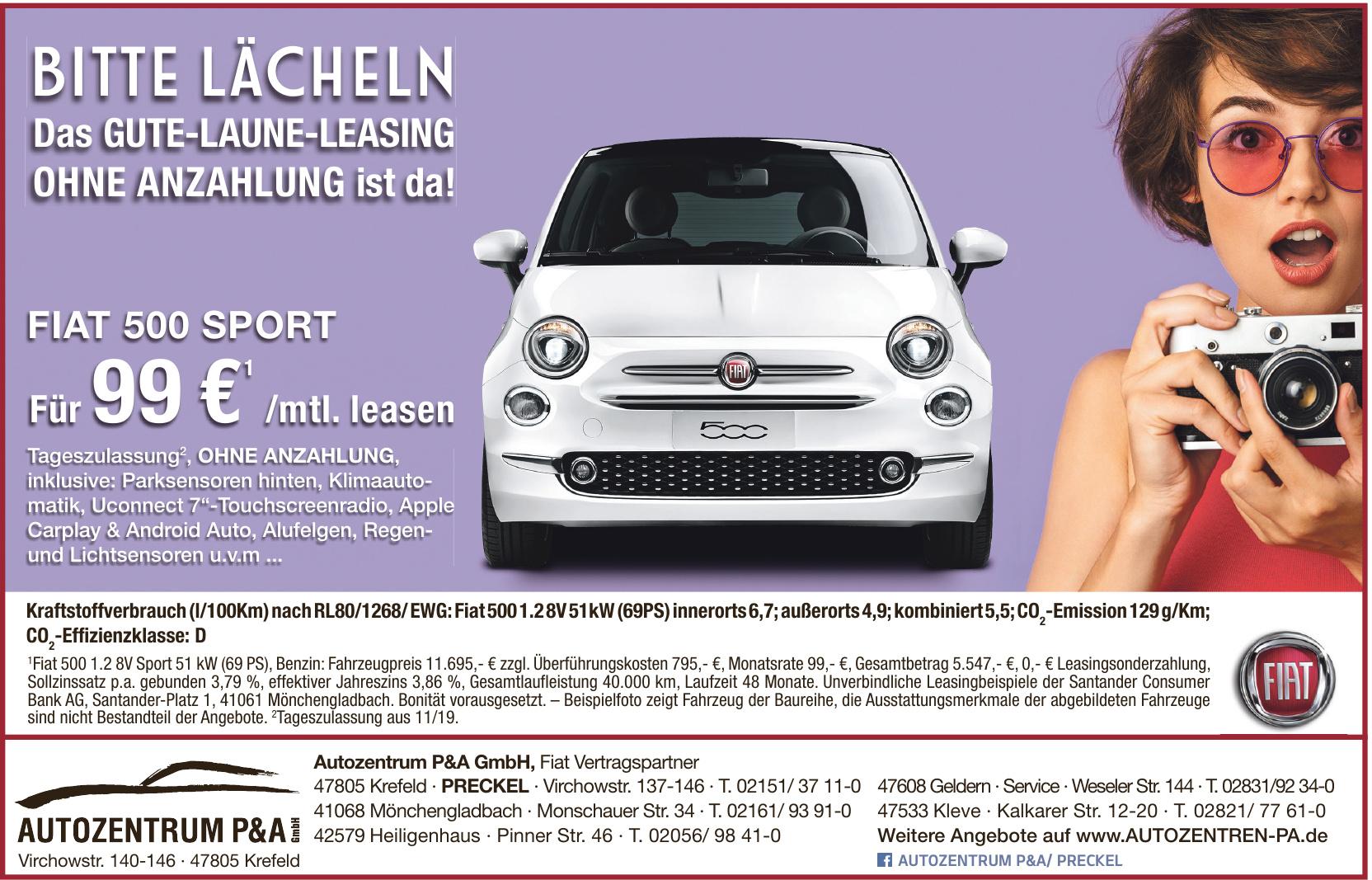 Autozentrum P&A GmbH