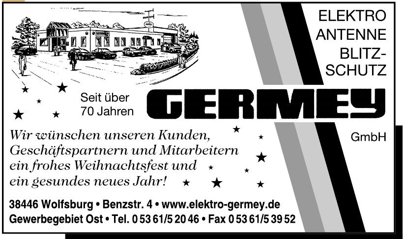 Elektroantenne Blitzschutz Germey GmbH
