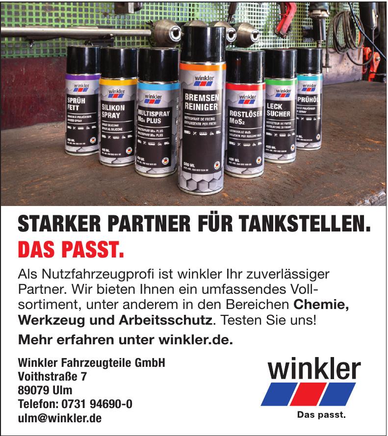 Winkler Fahrzeugteile GmbH