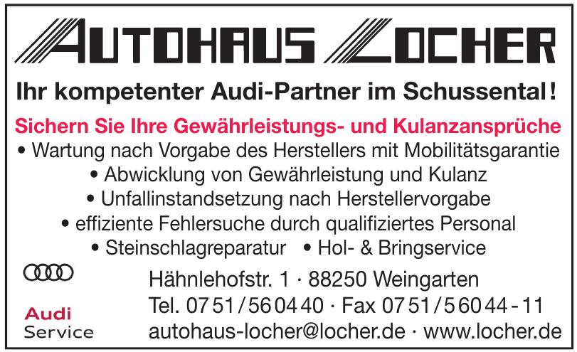 Autohaus Locher GmbH & Co. KG