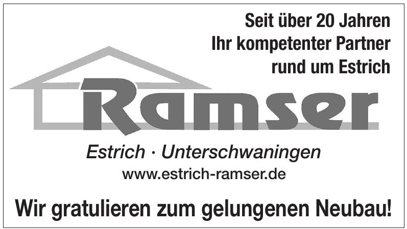 Estrich Ramser GmbH