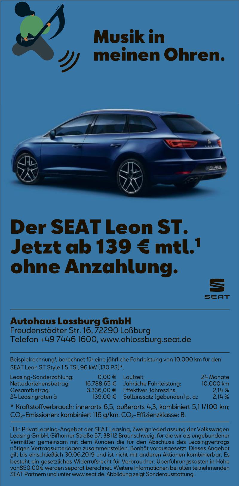 Autohaus Lossburg GmbH