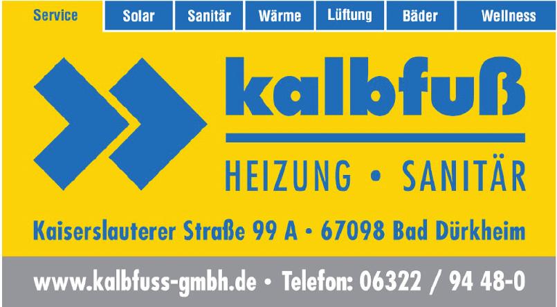 Kalbfuß GmbH