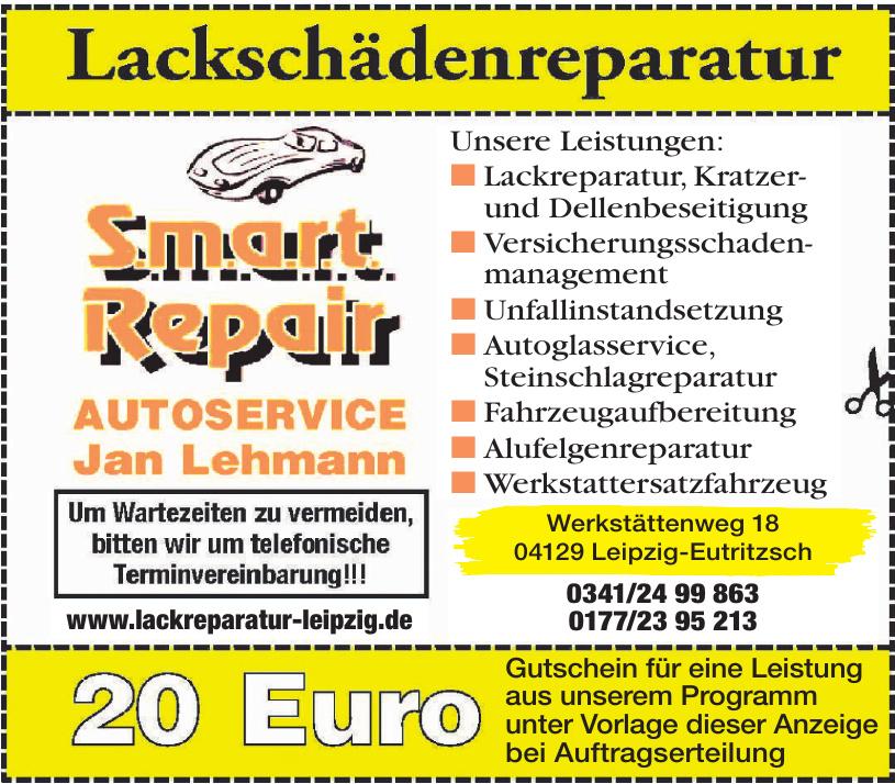 Smart Repair Jan Lehmann