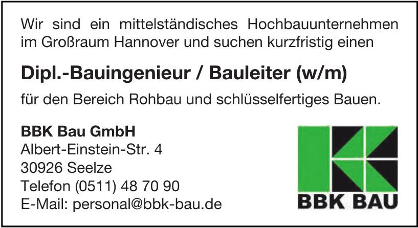 BBK Bau GmbH
