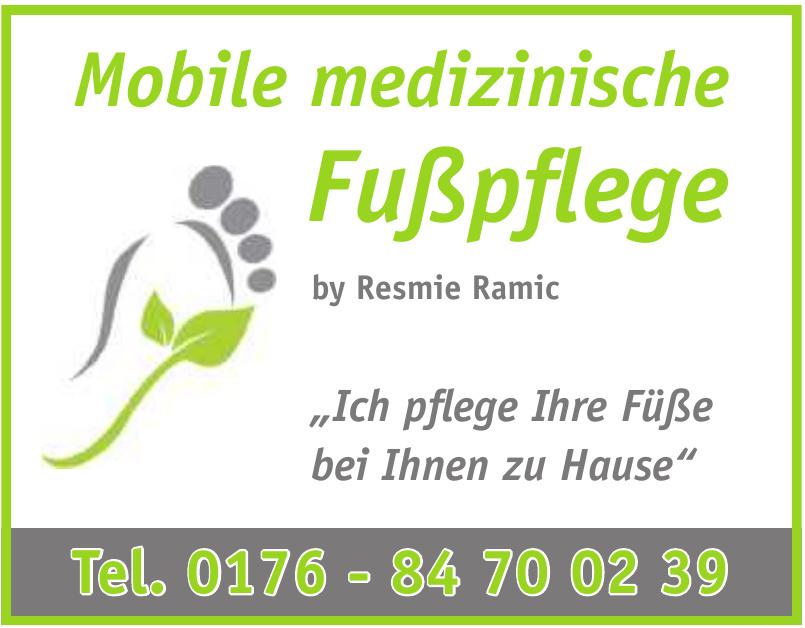 Mobile medizinische Fußpflege
