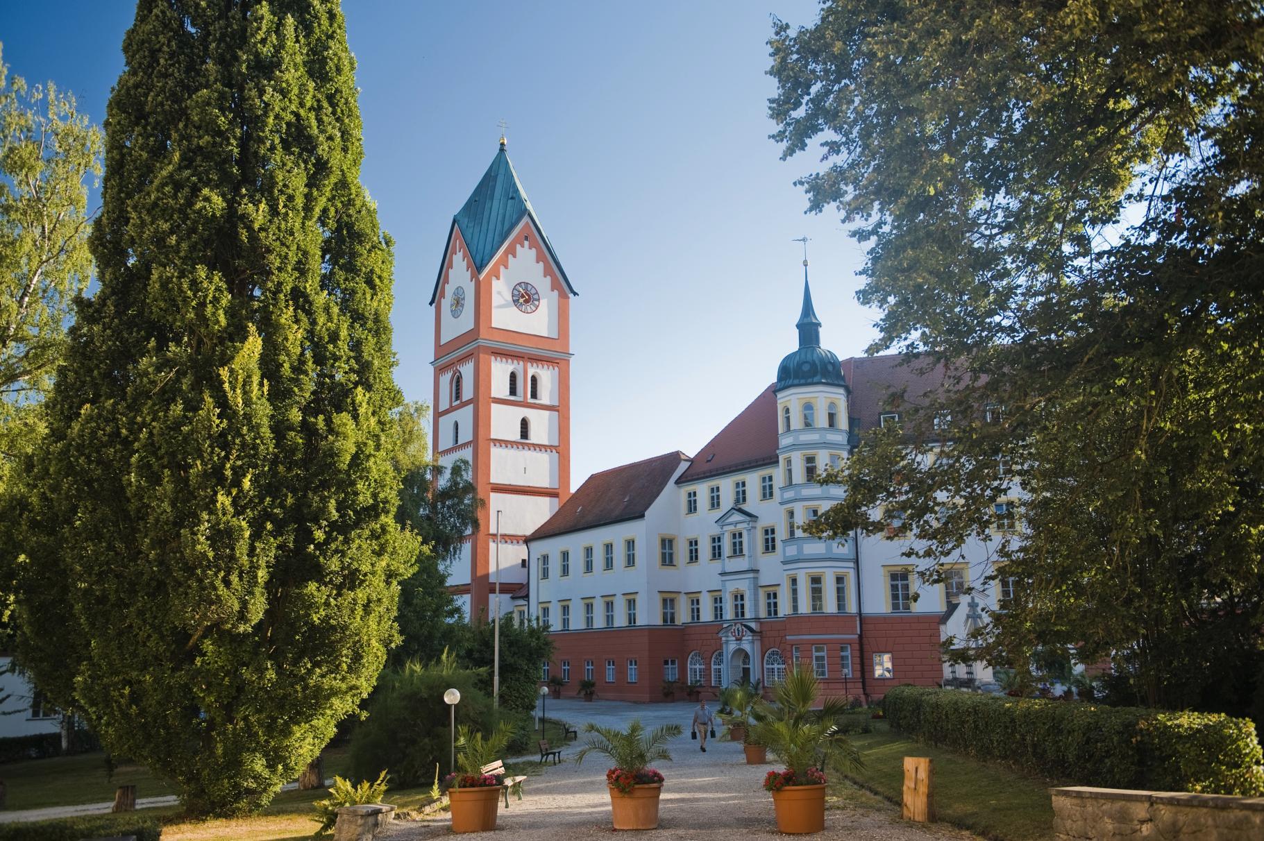 Das Kloster prägt über 900 Jahren kulturell nicht nur den Ort, sondern das gesamte geografische Umfeld. Foto: Gemeinde Scheyern