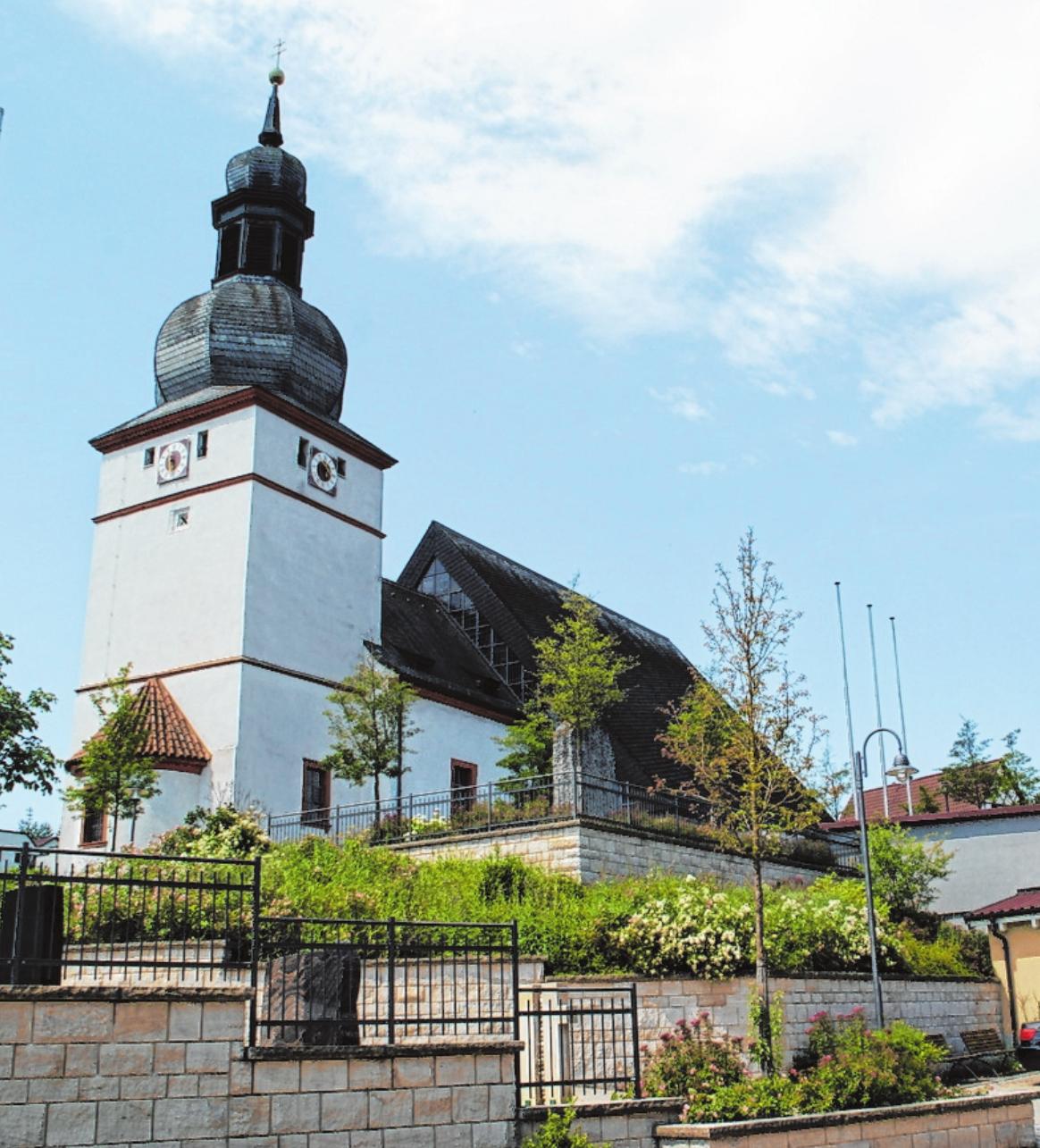 Am Wochenende wird in Trossenfurt und Tretzendorf Kirchweih gefeiert. FOTO: S. WEINBEER