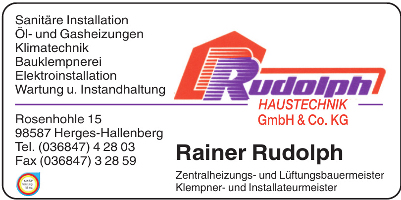 Rudolph Haustechnik GmbH & Co. KG