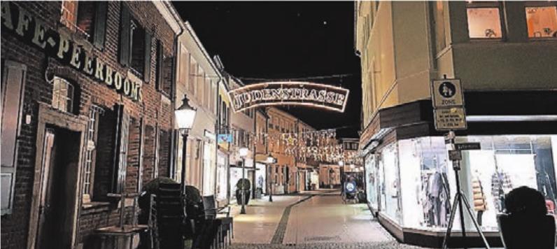 Beim Markt der Sterne verwandelt sich die Kempener Innenstadt in eine zauberhafte Weihnachtswelt.
