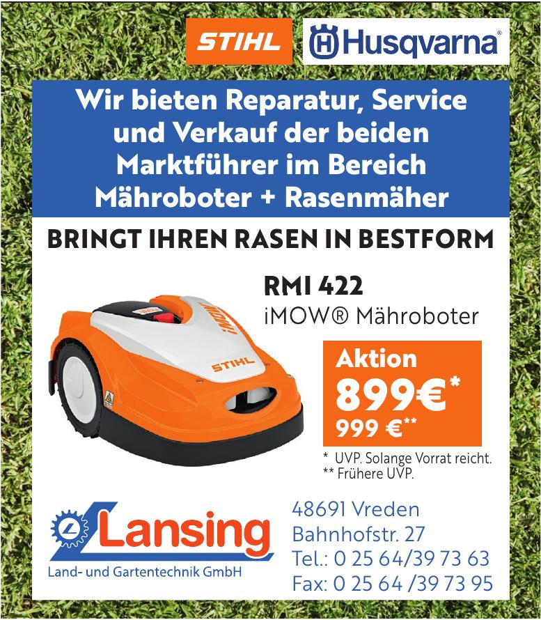 Lansing Land- und Gartentechnik GmbH