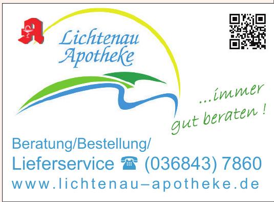 Lichtenau Apotheke