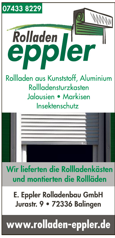 E. Eppler Rolladenbau GmbH