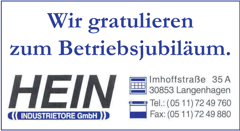 Hein Industrietore GmbH