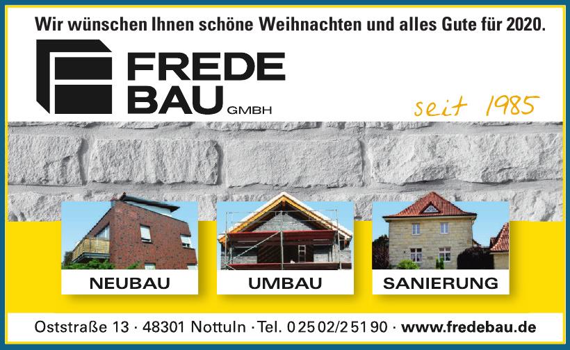 Frede Bau  GmbH