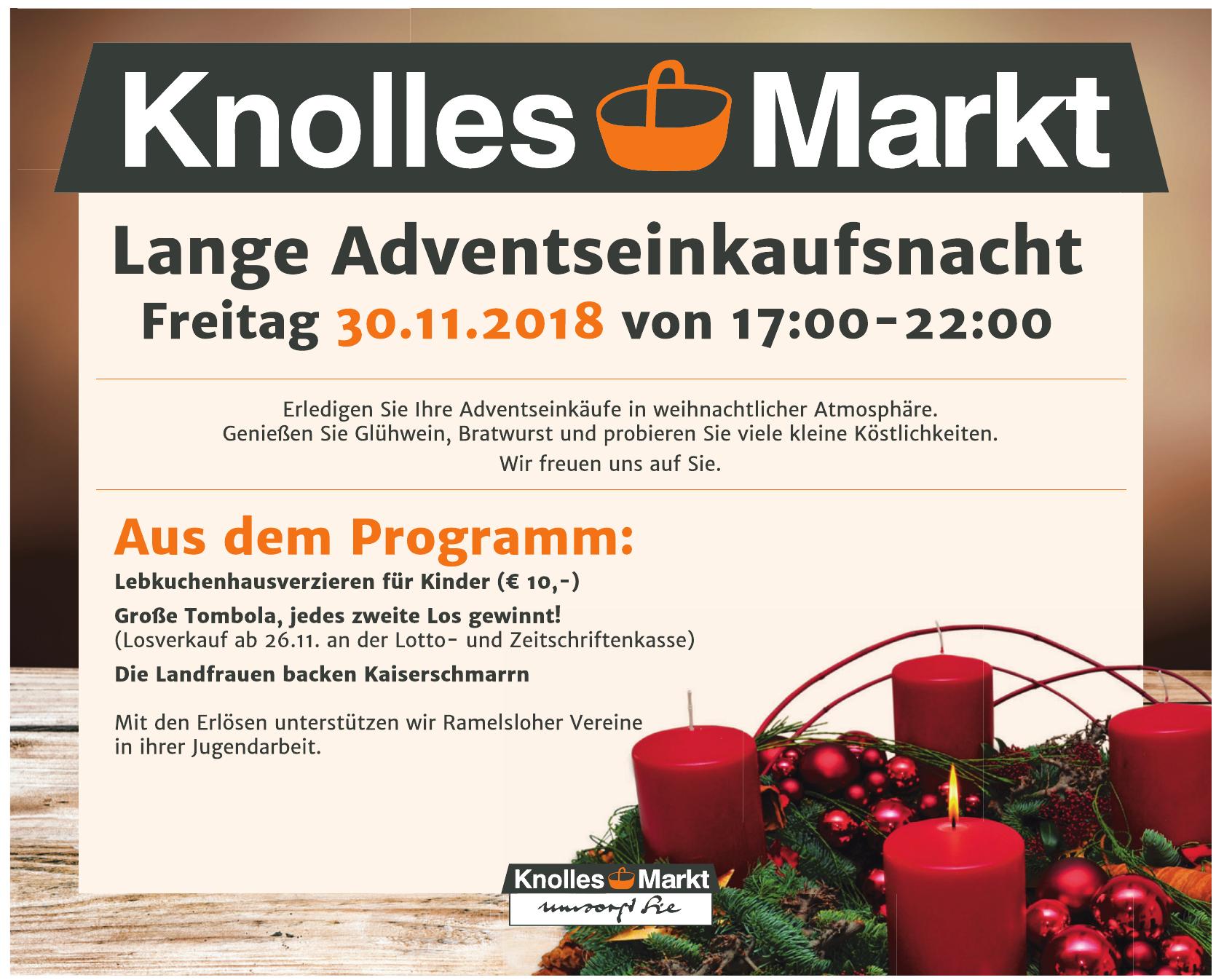 Knolles Markt