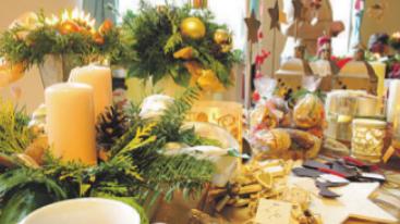 Ist Weihnachten Am 24 Oder 25.Jagdschloss Malepartus Adventsbasar Am 24 Und 25 November