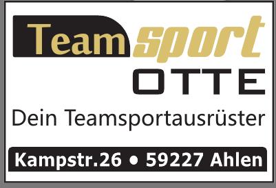 Team Sport Otte