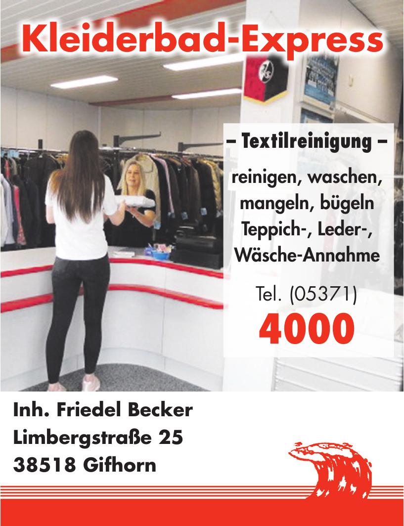 Kleiderbad-Express