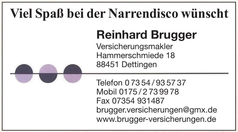 Reinhard Brugger