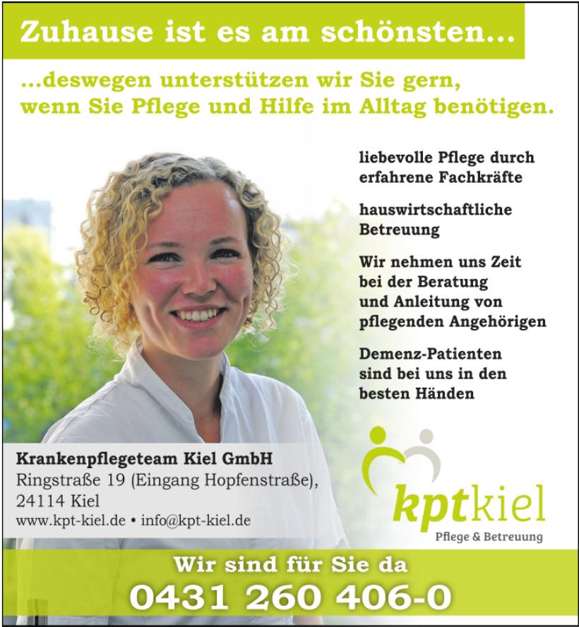 Krankenpflegeteam Kiel GmbH