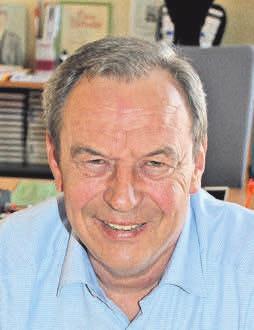 Schönbergs Bürgermeister Lutz Götze. Foto: D.H.
