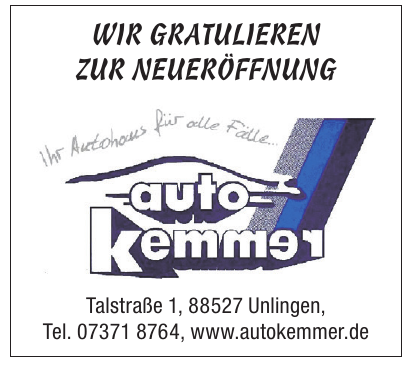 Auto Kemmer