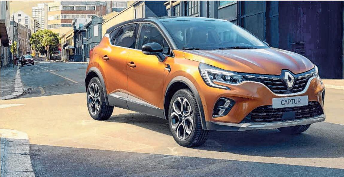 Zum Marktstart ist der neue Renault Capture mit drei Turbobenzinmotoren und einem Turbodieselaggregat verfügbar. Ab Frühjahr erweitert der E-TECH Plug-in Hybridantrieb das Angebot