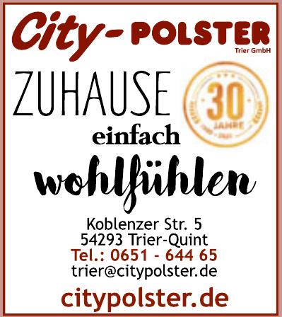 City-Polster Trier GmbH